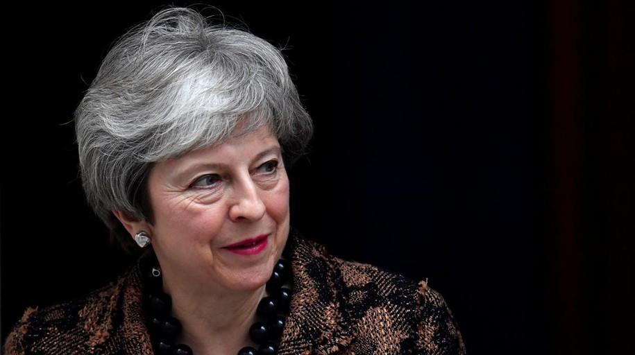 May rechaza un segundo referéndum sobre el Brexit