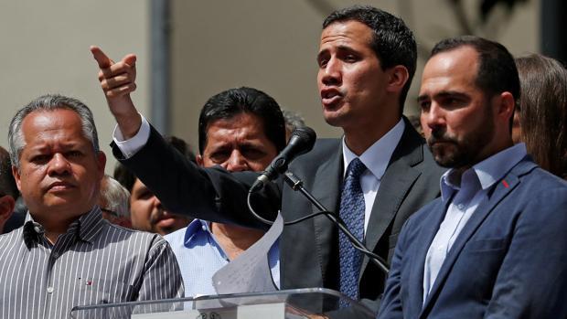 Miembros de la junta directiva de la Asamblea Nacional de Venezuela