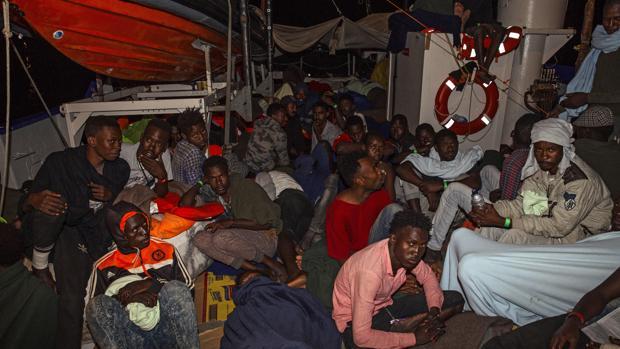 España se consolida como principal puerto de entrada de inmigrantes por delante de Grecia e Italia