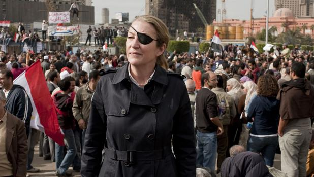 La corresponsal Marie Colvin, asesinada por el régimen de Al Assad, según una juez de EE.UU.