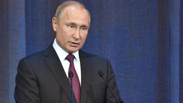 Rusia anuncia la suspensión del tratado de armas nucleares de medio alcance con EEUU