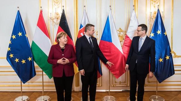 Europa se revuelve contra el trasvase de gas ruso a Alemania