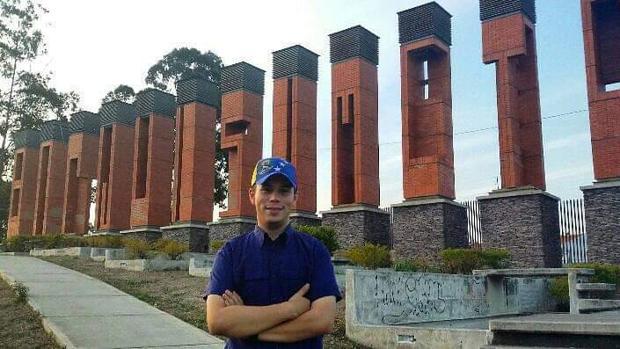 Un joven español lleva tres semanas detenido por el régimen de Maduro