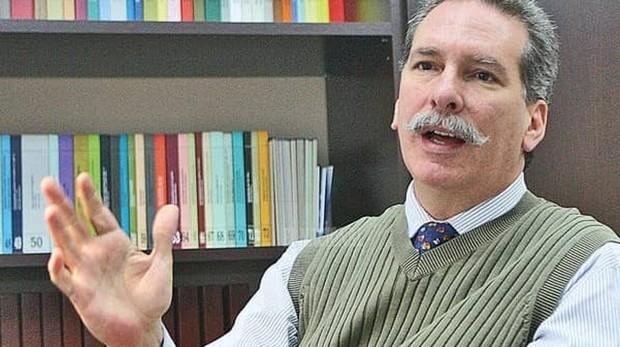 El historiador venezolano Rafael Arraiz Lucca