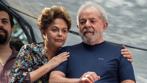 La izquierda brasileña, en el banquillo