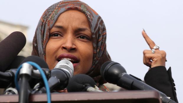 Una demócrata musulmana, forzada a disculparse por sus comentarios antisemitas