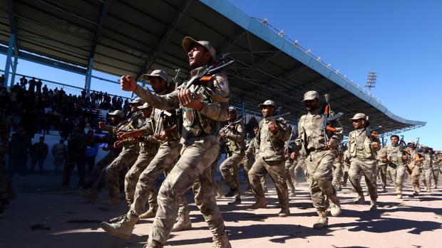 Ofensiva kurdo-árabe contra la última base de Daesh en Siria