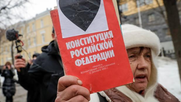 Marchas en Rusia en apoyo a las mujeres «encarceladas por razones políticas»