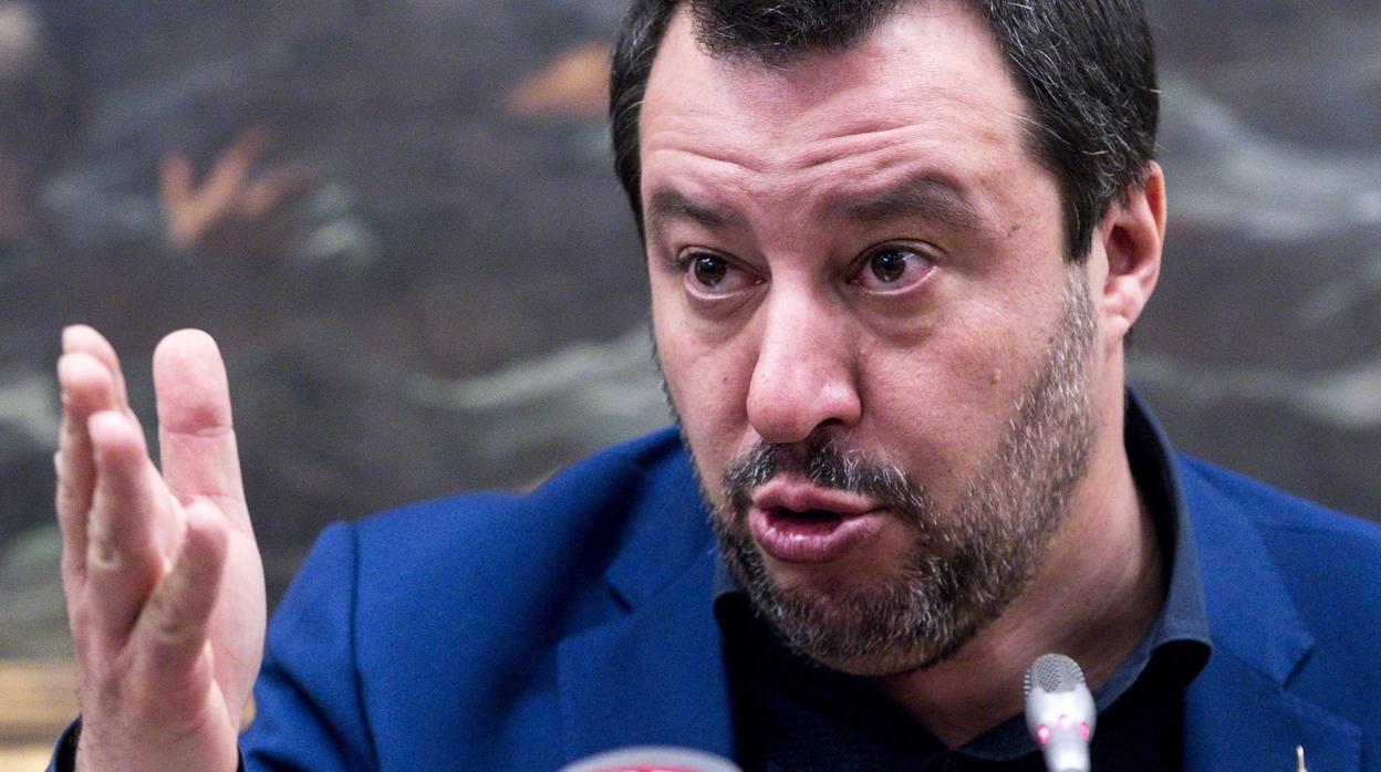 Salvini garantiza a Guaidó su apoyo frente a Maduro y para celebrar elecciones
