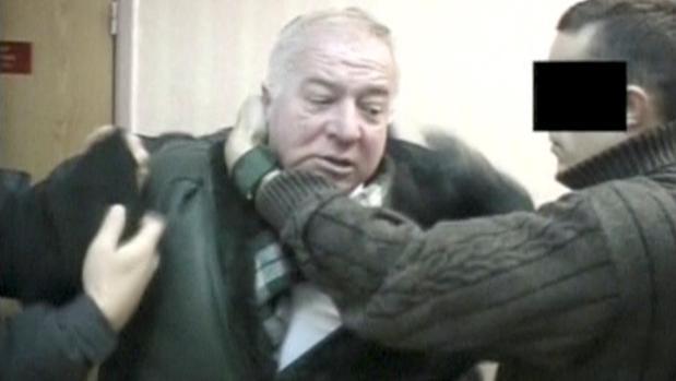 Sergei Skripal, detenido por servicios secretos en lugar sin especificar