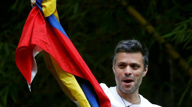 Leopoldo López cumple cinco años preso en la dictadura de Maduro