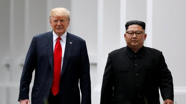 Donald Trump, nominado a Premio Nobel de la Paz