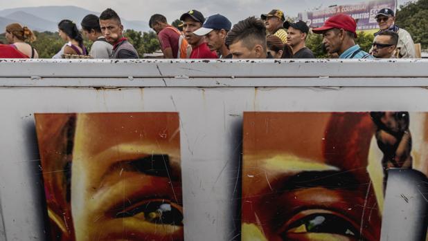 Agentes del Sebin detienen a opositores venezolanos en territorio de Colombia