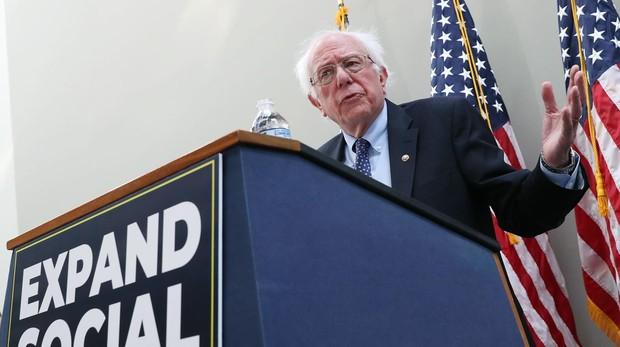 Bernie Sanders volverá a optar a la Presidencia de EE.UU.