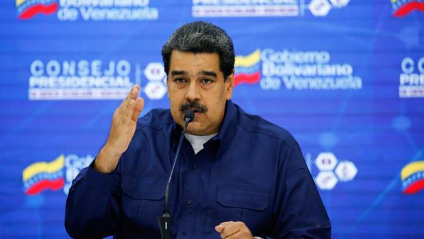 Maduro califica de «nazi» el discurso de Trump sobre Venezuela