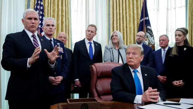 Dieciséis Estados denuncian a Trump por declarar la emergencia nacional