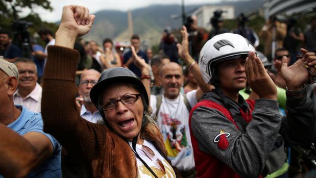 Amnistía denuncia ejecuciones extrajudiciales y detenciones arbitrarias en las protestas en Venezuela