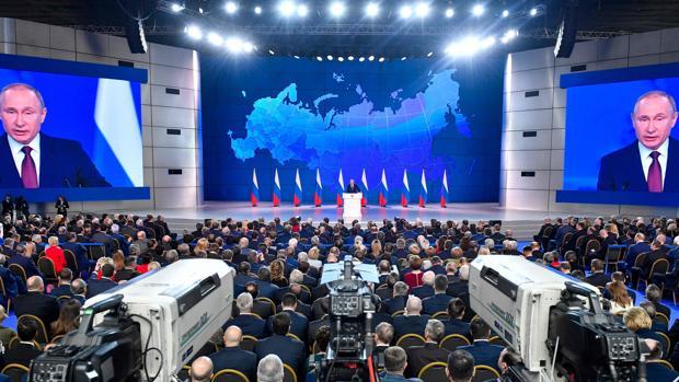 Putin apuntará sus armas nucleares a EE.UU. si despliega misiles en Europa
