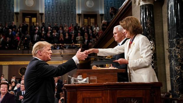 Los demócratas votarán para anular el estado de emergencia de Trump