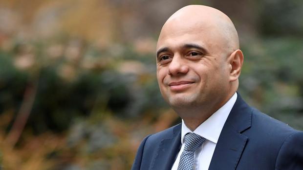 El ministro del Interior de Reino Unido, Sajid Javid