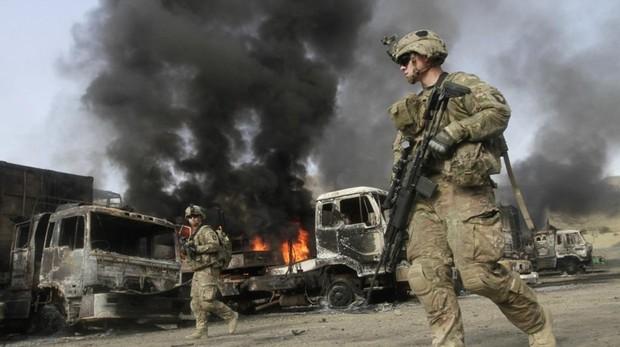 Washington y los talibanes negocian la paz en Qatar