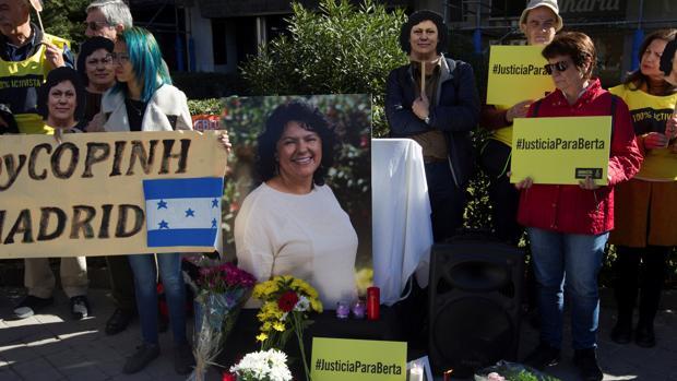 Se cumplen tres años del asesinato de Berta Cáceres, la activista hondureña a la que mataron a tiros
