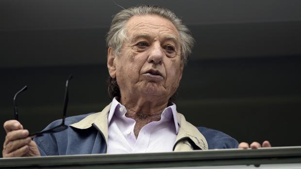 Franco Macri, padre del presidente de Argentina, Mauricio Macri