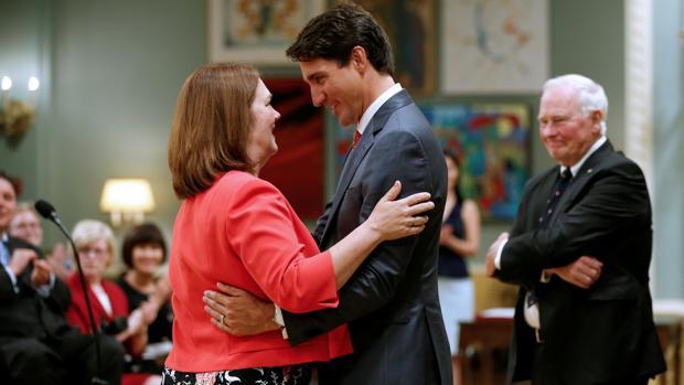 Dimite otra ministra de Trudeau tras «perder la confianza en el Gobierno»