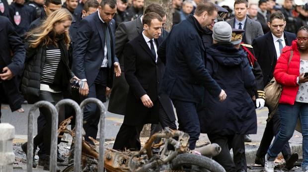Un nuevo Macron