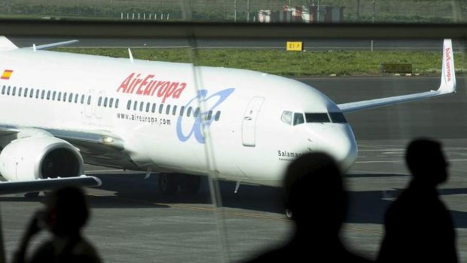 Tiroteada en Caracas una tripulación de Air Europa