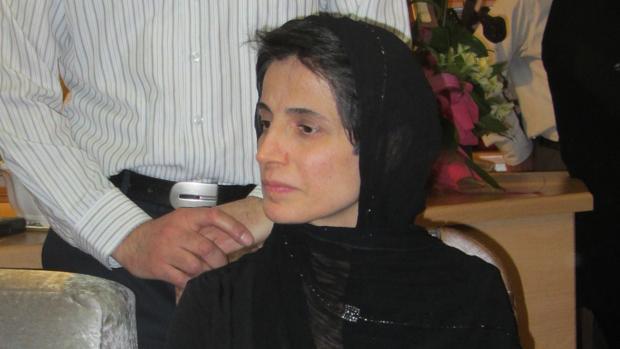 Condenada en Irán a 33 años de cárcel y 148 latigazos la abogada pro DD.HH. Nasrín Sotudé