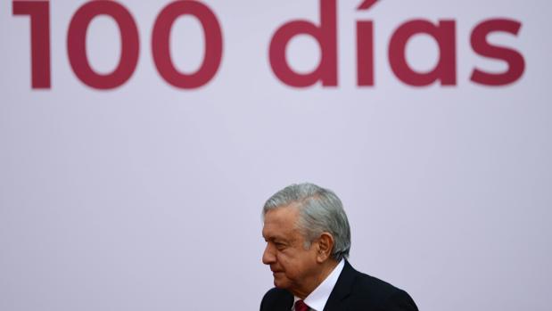 López Obrador cumple 100 días como presidente de México con altos niveles de popularidad