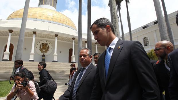 La Asamblea Nacional de Venezuela aprueba por unanimidad declarar la alarma nacional