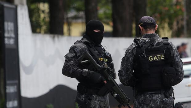 Al menos 10 muertos en un tiroteo en una escuela de Sao Paulo