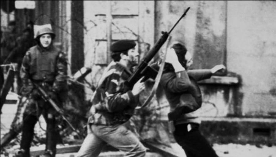 Un exsoldado británico, acusado de homicidio por el Domingo Sangriento de 1972