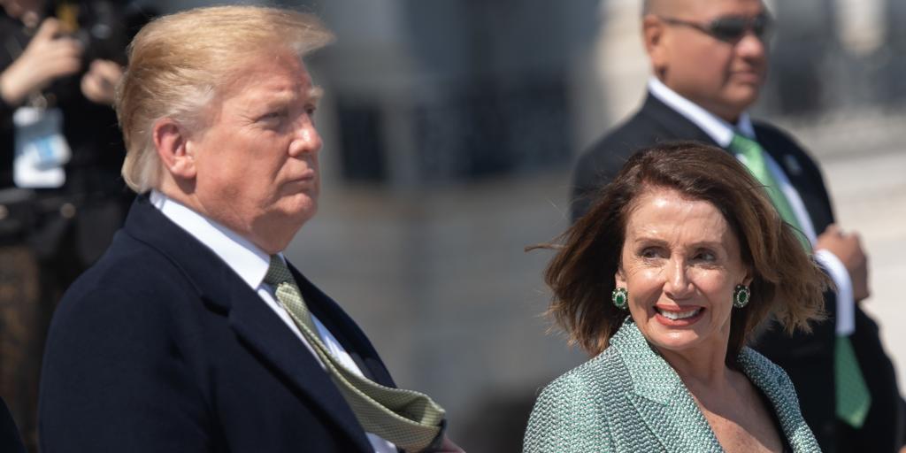 Una docena de republicanos se vuelve contra Trump y propicia la anulación del estado de emergencia