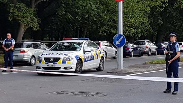Malestar policial por la difusión de las imágenes del atentado en Nueva Zelanda