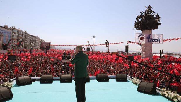 Erdogan usa el vídeo del atentado de Nueva Zelanda en su campaña electoral