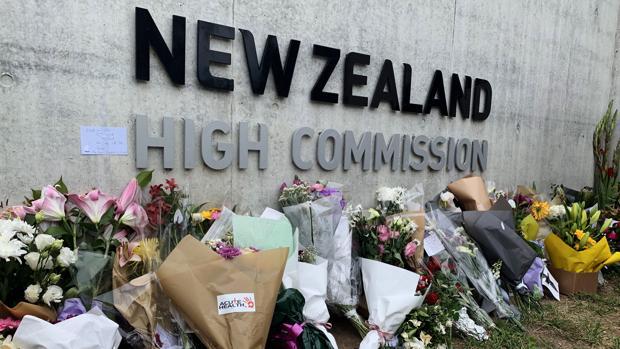 Homaneja a las víctimas del atentado en Christchurch