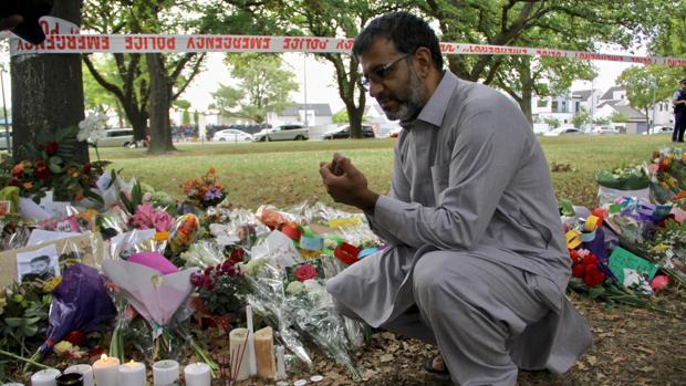 Un superviviente del ataque a las mezquitas: «Las balas me pasaron rozando la cabeza»