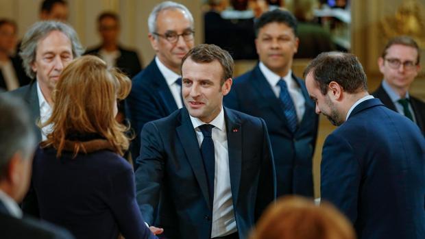 Las llamas amarillas llegan al Gobierno de Macron