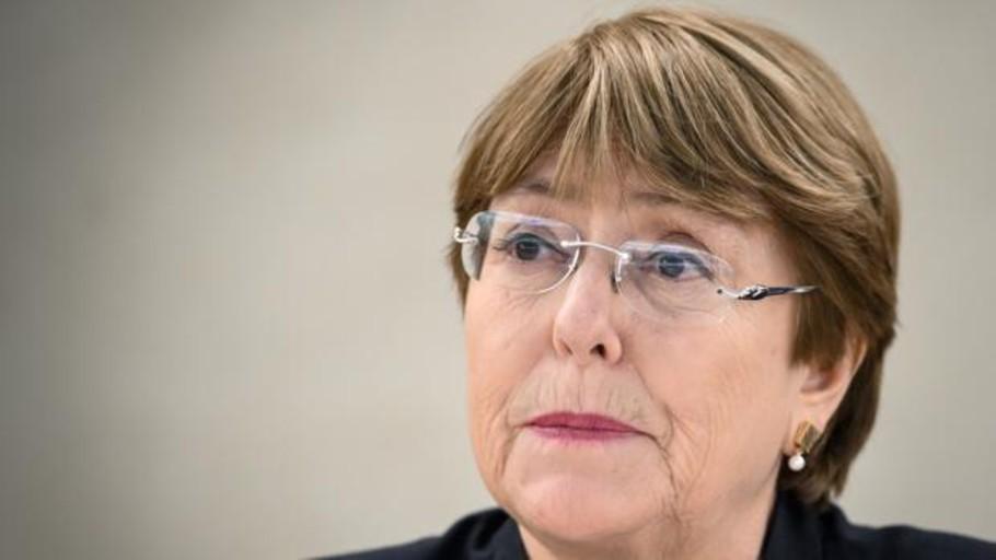 Bachelet acusa a Maduro de negar la crisis que desestabiliza la región