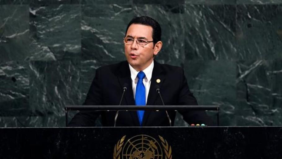 Jimmy Morales expulsa la misión anticorrupción de la ONU en Guatemala