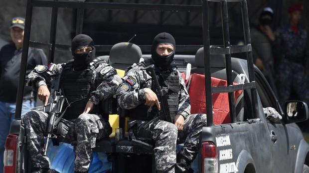 El régimen venezolano detiene a un diputado cercano a Juan Guaidó