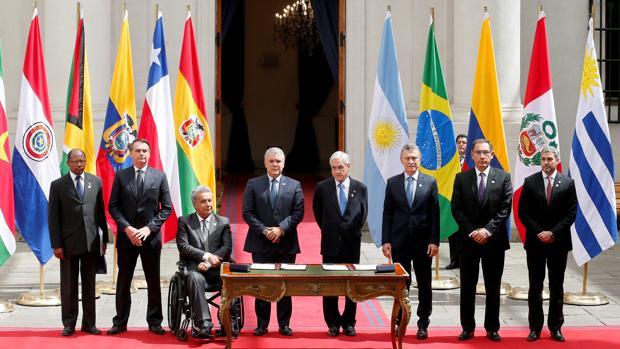 Nace Prosur, la nueva organización regional para Sudamérica