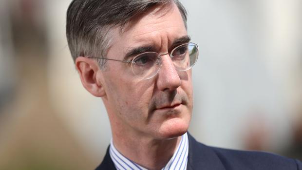 Jacob Rees-Mogg, uno de los «brexiters» más duros del Partido Conservador