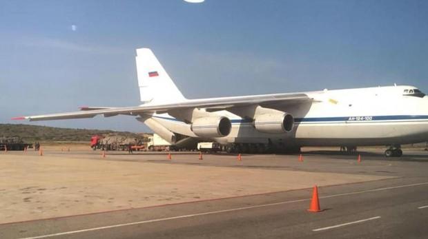 Los rusos instalarán un  «escudo antiaéreo» en una base venezolana