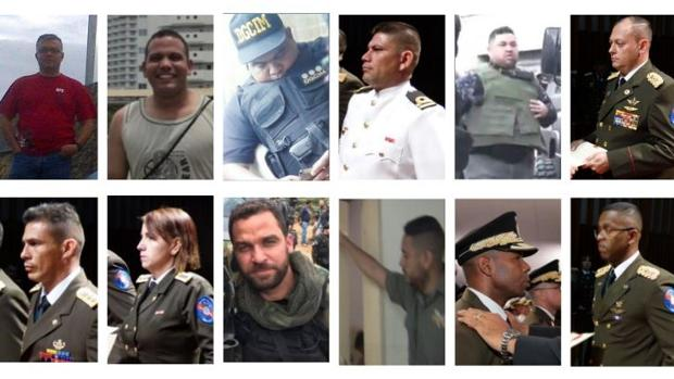 Revelan quiénes son los doce grandes torturadores del régimen de Maduro