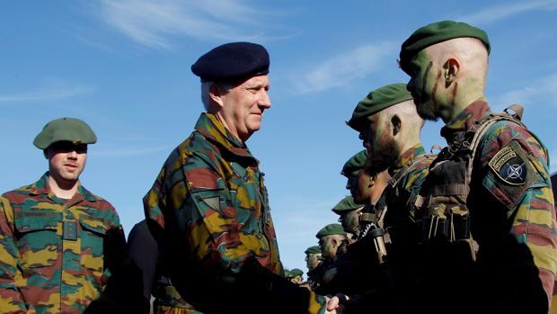 Solo ha usado la fuerza en los Balcanes, nunca contra Rusia