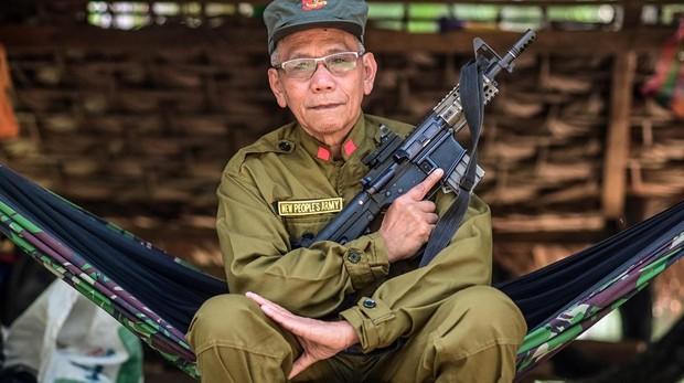 El comunismo sigue vivo en las montañas de Filipinas tras 50 años de lucha